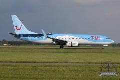 TUI B737-800 PH-TFF