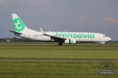Transavia B737-800 PH-HSC