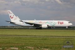 TUI B767-300 HB-JJF