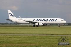 Finnair A321 OH-LZP