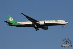 Eva Air B777-300ER B-16713