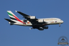 Emirates A380 A6-EER
