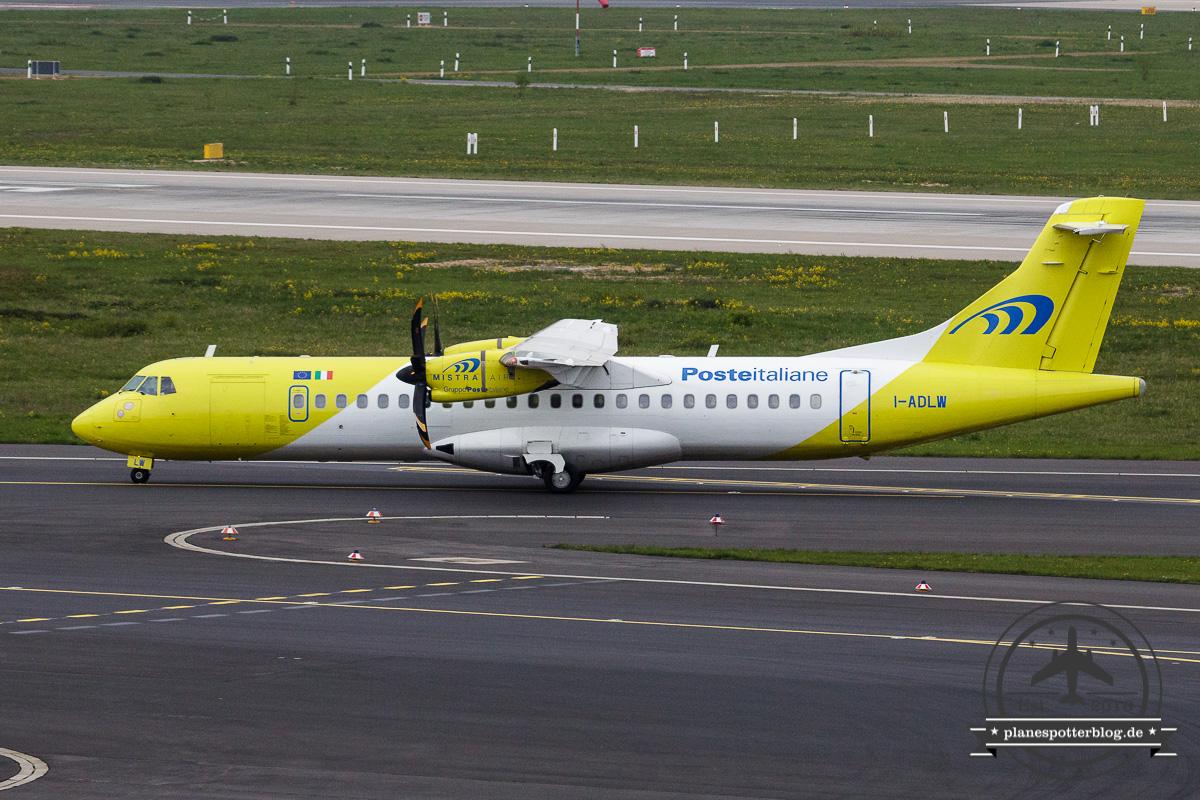 Mistral Air ATR72-200 I-ADLW