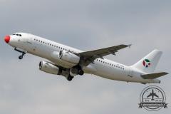 DAT A320-200 OY-LHD
