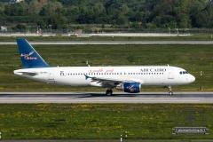 Air Cairo A320-200 SU-BPU