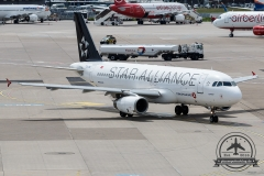 Turkish Airlines A320-200 TC-JPS StarAlliance