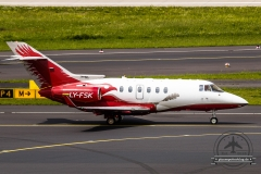 Private Hawker 900XP LY-FSK
