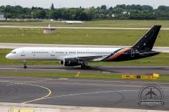 Titan Airways B757-200 G-POWH