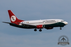 Air Bucharest B737-300 YE-TIB