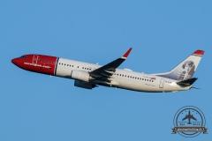 Norwegian B737-800 EI-FJE