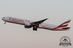 Emirates B777-300ER A6-EBN
