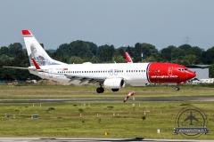 Norwegian B737-800 EI-GBG