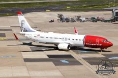 Norwegian B737-800 EI-GBF