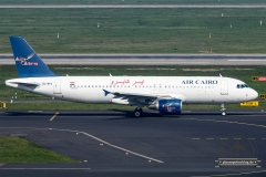 Air Cairo A320-200 SU-BPX