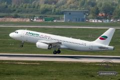 Bulgarian Air Cahrter A320-200 LZ-LAA