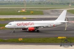 Air Berlin A320-200 D-ABDX