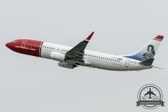 Norwegian B737-800 EI-FJZ