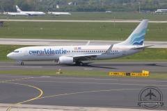Euro Atlantic Airways B737-800 CS-TQU
