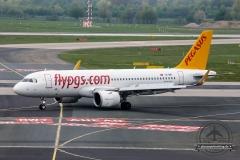 Pegasus A320NEO TC-NBI