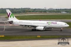 Wamos A330-200 EC-MJS