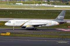 Nesma Airlines A320-200 SU-NMB
