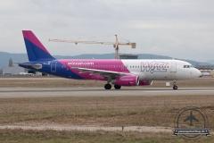 Wizz A320 HA-LWK