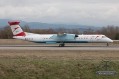 Austrian Dash8Q400 OE-LGB