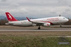 Air Arabia Maroc A320 CN-NMJ