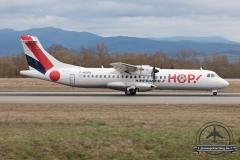 HOP ATR72 F-HOPN