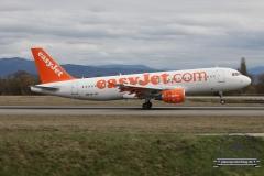 EasyJet A320 HB-JXC
