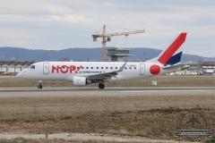 HOP Embraer 170 F-HBXK