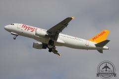Pegasus A320 TC-DCJ