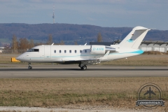 MHS Aviation CL605 D-AVPB