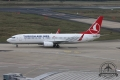 Turkish Airlines B737-800 TC-JVY