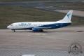 Blue Air B737-400 YR-BAU