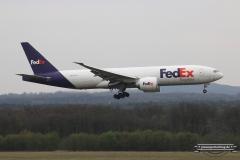 Fedex B777F N852FD