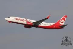 Airberlin B737-800 D-ABKA