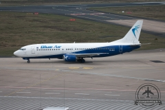 Blue Air B737-400 YR-BAU