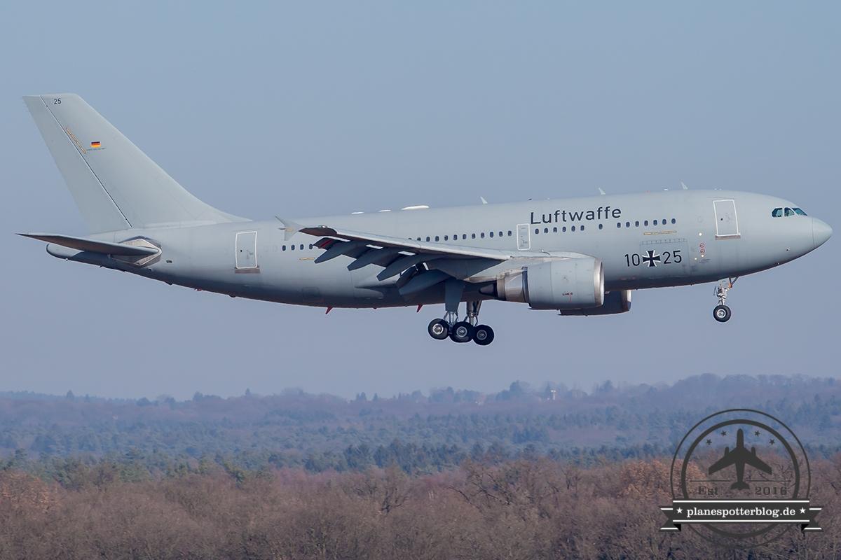 Luftwaffe 10+25 A310 MRT