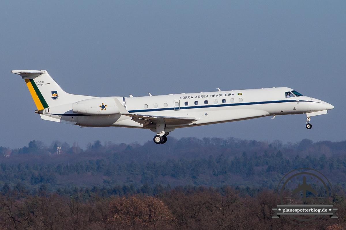 Força Aérea Brasileira VC-99B 2584