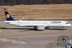 Lufthansa D-AIDC A321-200