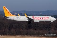 Pegasus TC-ANP B737-800