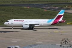 Eurowings A320 D-ABFR