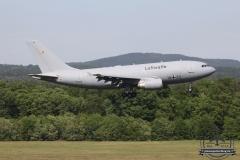 Luftwaffe A310 10+25
