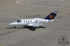 Lufthansa Flight Training CJ1+ D-ILHE