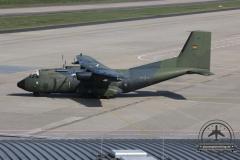 Luftwaffe Transall 50+74