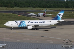 Egypt Air Cargo A300F SU-GAY