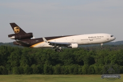 UPS MD11 N287UP