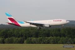 Eurowings A330 D-AXGA