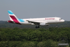Eurowings A320 D-ABZE